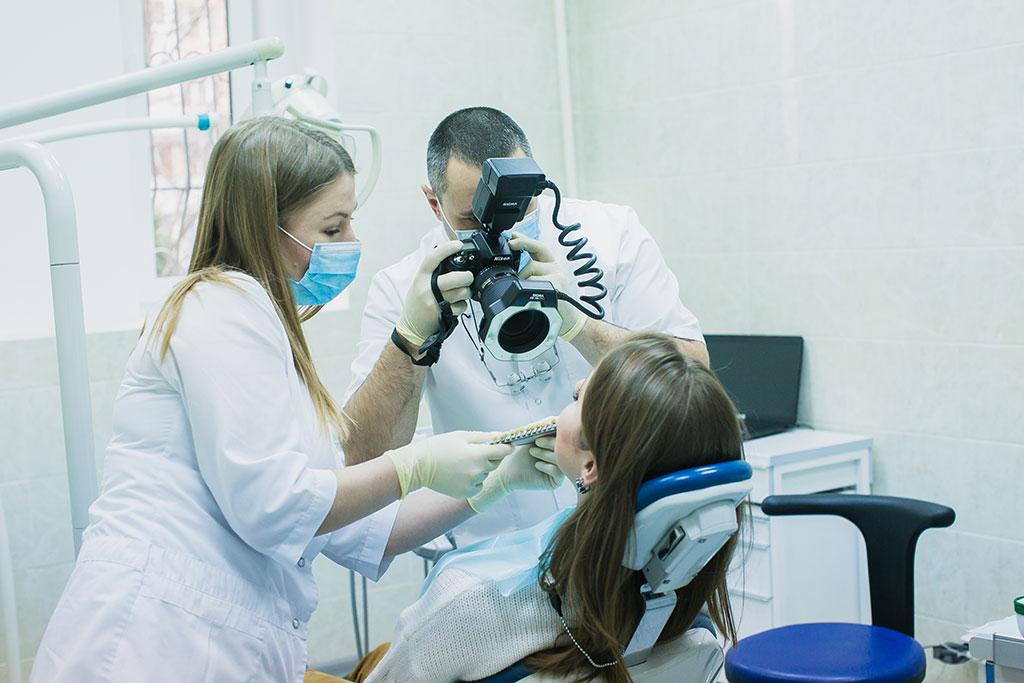 Стоматологические работы 3